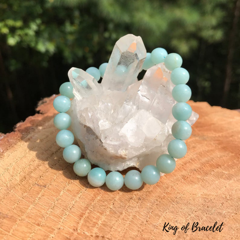 Bracelet en Amazonite - King of Bracelet