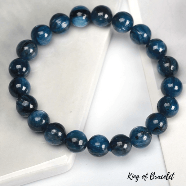 Bracelet en Cyanite Bleue - King of Bracelet