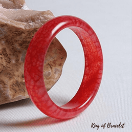 Bracelet en Jade Rouge - King of Bracelet