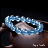 Bracelet en Quartz Bleu - King of Bracelet