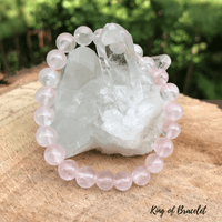 Bracelet en Quartz Rose - King of Bracelet