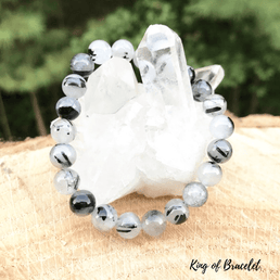 Bracelet en Quartz Tourmaline - King of Bracelet