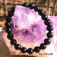 Bracelet en Tourmaline Noire - King of Bracelet