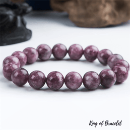 Bracelet en Tourmaline Rose - King of Bracelet
