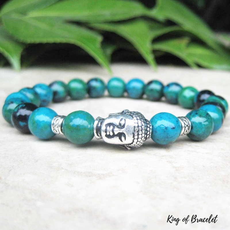 Bracelet en Chrysocolle - King of Bracelet