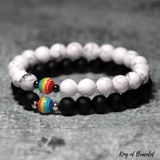 Bracelet Distance Couple LGBT - King of Bracelet
