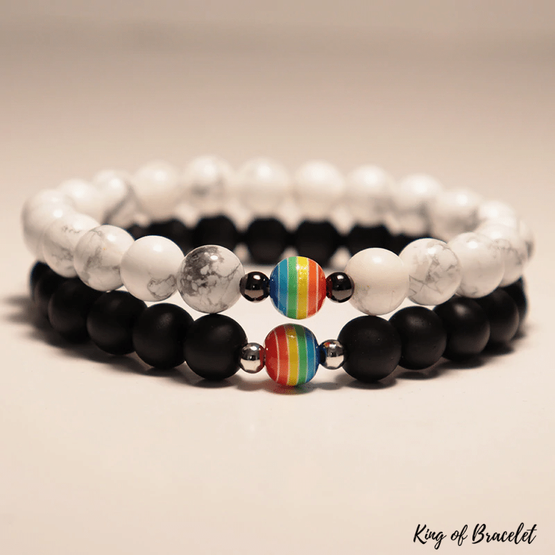 Bracelet Distance LGBT - King of Bracelet