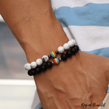 Bracelets Distance Couple LGBT - King of Bracelet