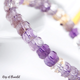 Bracelet Facetté en Ametrine - King of Bracelet