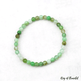 Bracelet en Chrysoprase 5MM - King of Bracelet