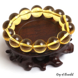 Bracelet Citrine Véritable - King of Bracelet