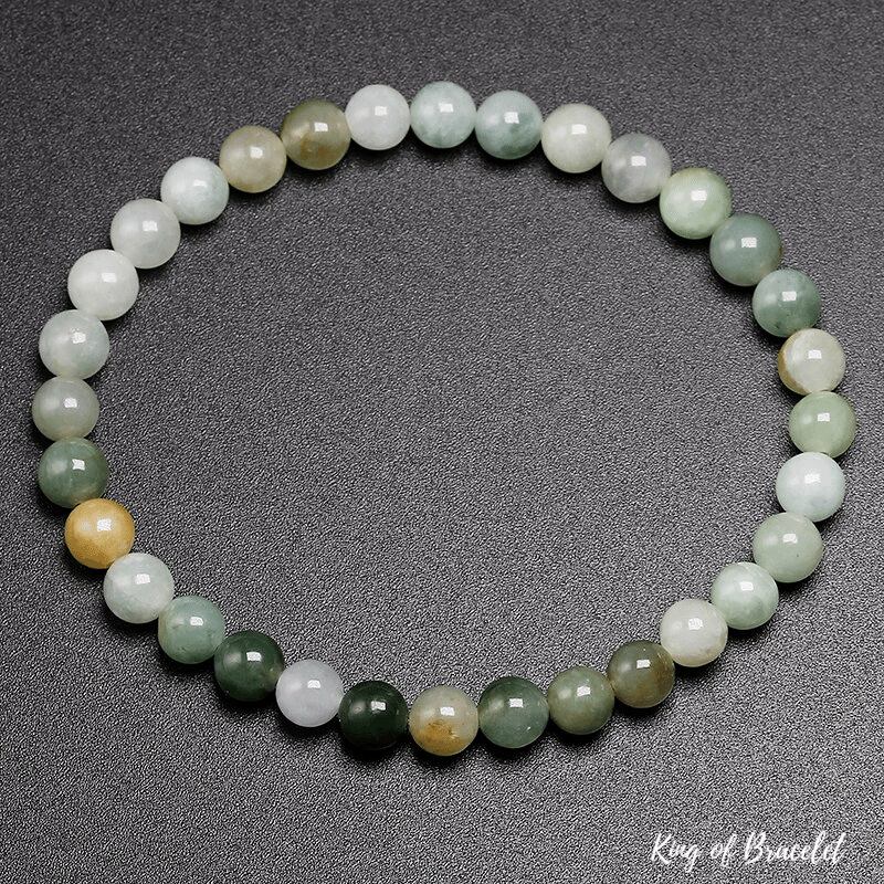 Bracelet en Jade | Perles 6MM | King of Bracelet