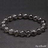 Bracelet Quartz Tourmaline Noire | Qualité AAA+ | King of Bracelet