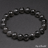 Bracelet en Quartz Tourmaline Noire | Qualité AAA+ | King of Bracelet