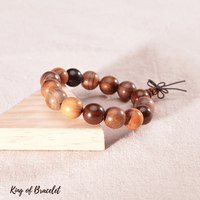 Bracelet Tibétain en Bois - King of Bracelet