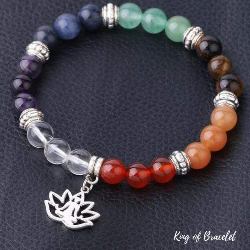 Bracelet Bouddhiste 7 Chakras - King of Bracelet