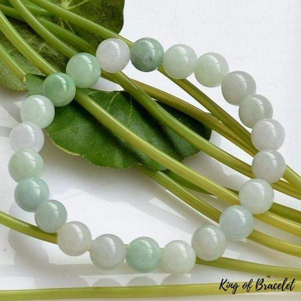 Bracelet en Jade de Birmanie - King of Bracelet