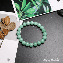 Bracelet en Jade Qualité AAA+ - King of Bracelet