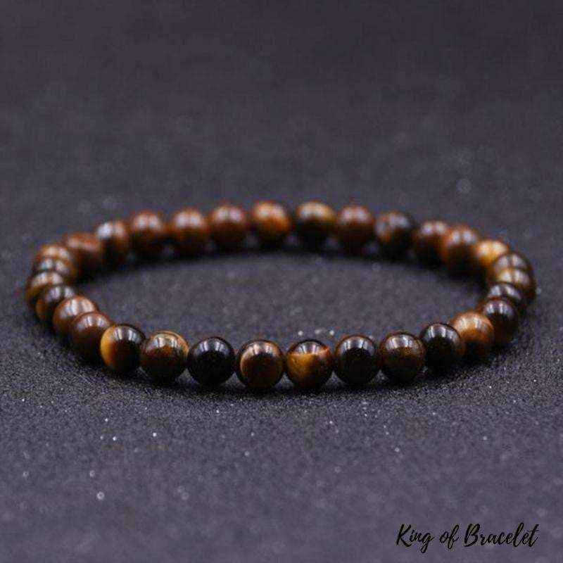 Bracelet Oeil de Tigre 6mm - King of Bracelet
