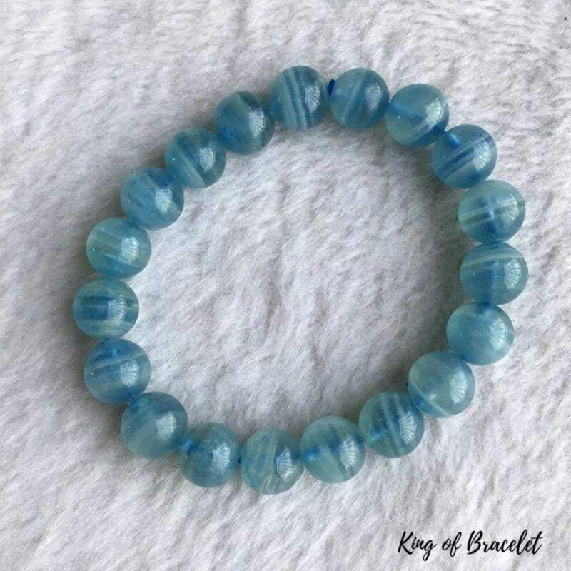 Bracelet en Calcite Bleue - King of Bracelet