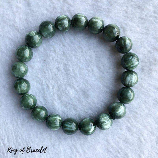 Bracelet en Séraphinite - King of Bracelet