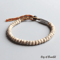 Bracelet Bouddhiste en Graines de Bodhi - King of Bracelet