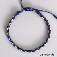 Bracelet Tibétain Macramé - King of Bracelet