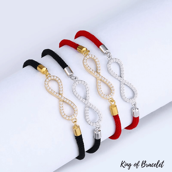 Bracelet Infini Ajustable - King of Bracelet