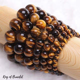 Bracelet Oeil de Tigre 16mm - King of Bracelet