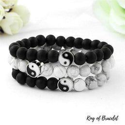 Bracelet Yin & Yang - King of Bracelet