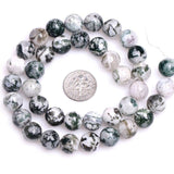 Perles Agate Arbre - King of Bracelet