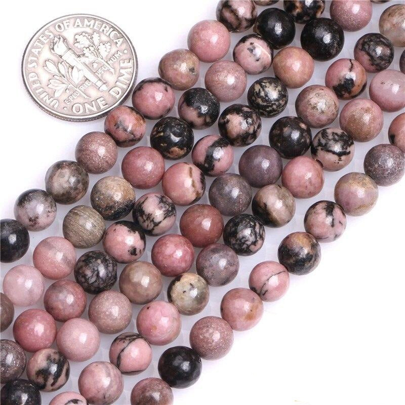 Perles Rhodonite - King of Bracelet