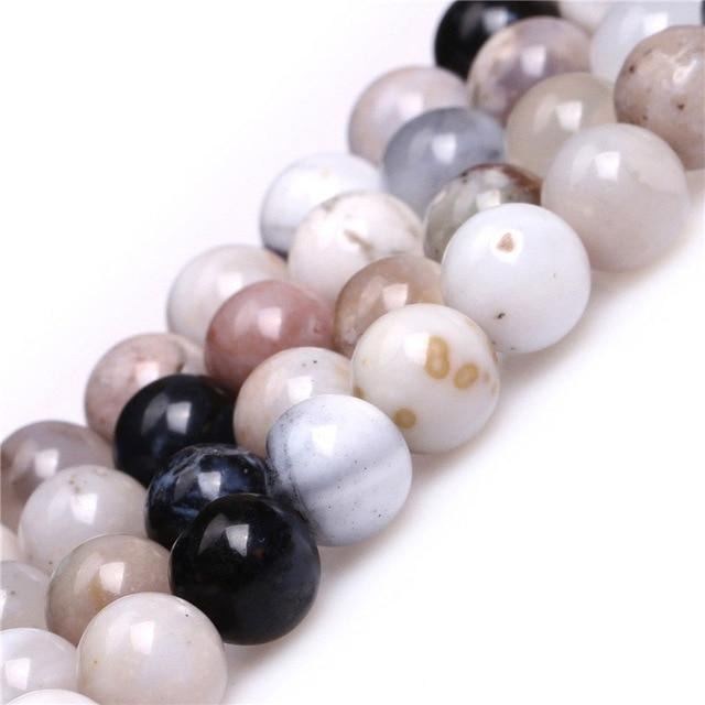 Perles Agate Dendritique - King of Bracelet