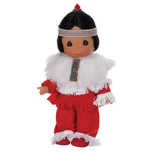 Ten Little Indians, 1 Little Indian, 7 inch doll