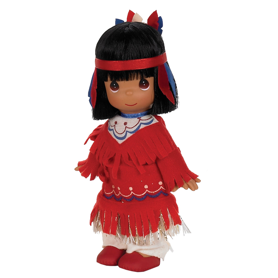 Ten Little Indians, 9 Little Indian, 7 inch doll