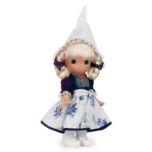Holland Children of the World, Elin, 9 inch doll