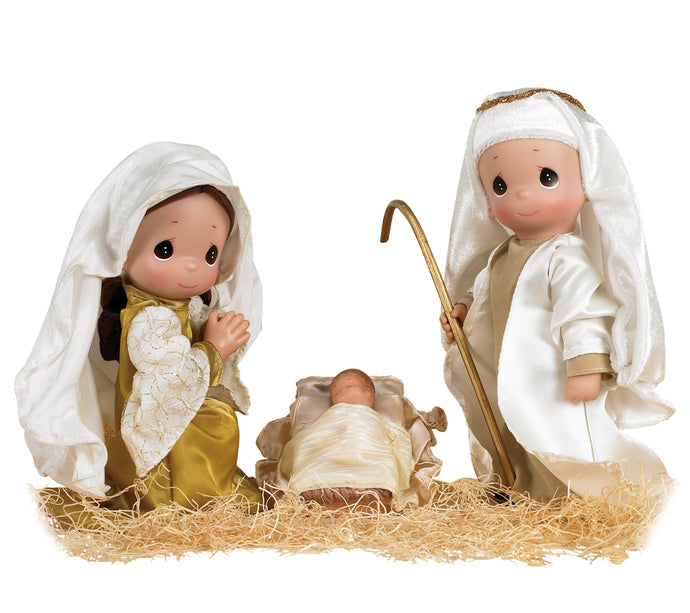 The First Christmas, 9 inch doll set
