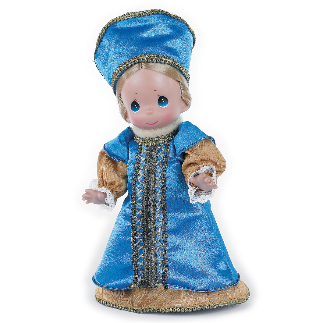 Rozalina Russia Children of the World, 9 inch doll