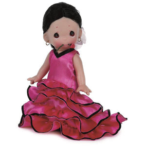 Sancia Spain Children of the World, 9 inch doll