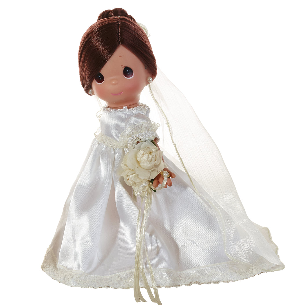 Enchanted Dreams Bride, Brunette, 9 inch doll