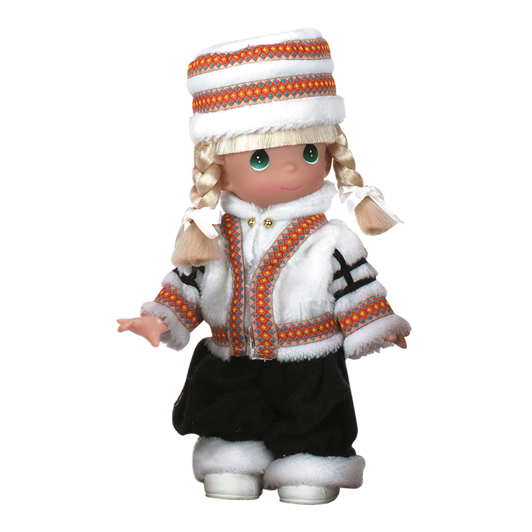Norway - Nora, 9 Inch Doll