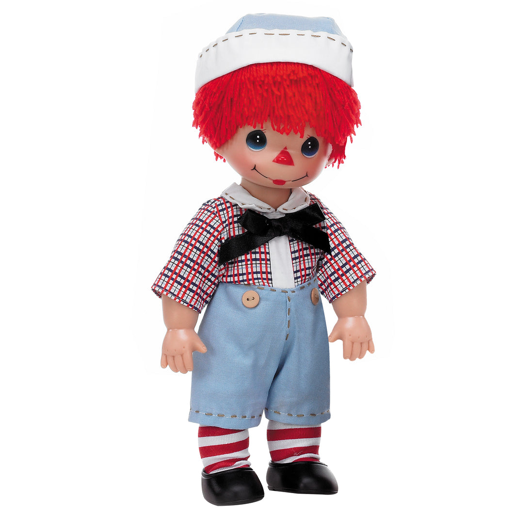 Timeless Traditions Raggedy Andy, Boy,  12 inch doll