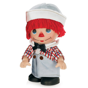 Raggedy Andy Timeless, 5 inch doll