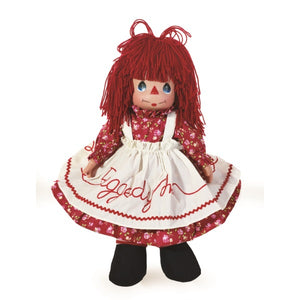 Good Ole Time Raggedy Ann, 16 inch doll