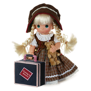 Germany, Coming to America, 12 inch doll