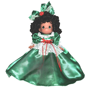Heartfelt Traditions, Brunette, 12 inch doll