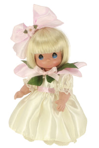 "Bouquet of Friendship Rose - 12"" Doll"