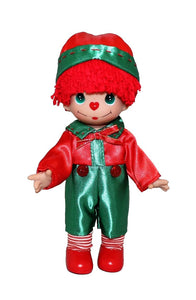 "Christmas Wishes to You - Raggedy Andy - 9"" Doll"