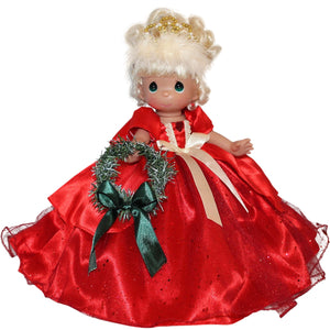 "Make The Holidays Sparkle & Shine - Blonde - 12"" Doll"