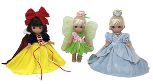 "Enchanted Fairy Tale 9"" Dolls SPECIAL OFFER!"